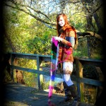 Knitting in the Woods...