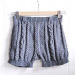 Knitted Bloomers!