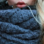 Cozy Cowl Neck Scarf