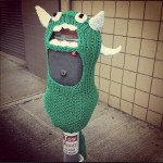 Monster Parking Meter Cozy!