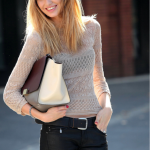Spring Lace Sweater
