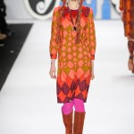 Knitwear Trends on the Runway Fall 2012: Anna Sui Owl Hats!