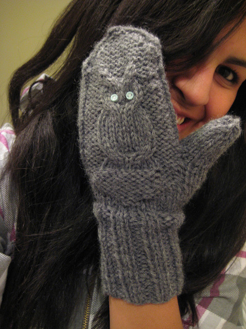 Owl Mittens Knitting Pattern : knitting pattern Archives - Page 4 of 6 - Knitting is Awesome
