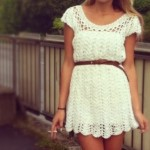 Summer Knit Dress