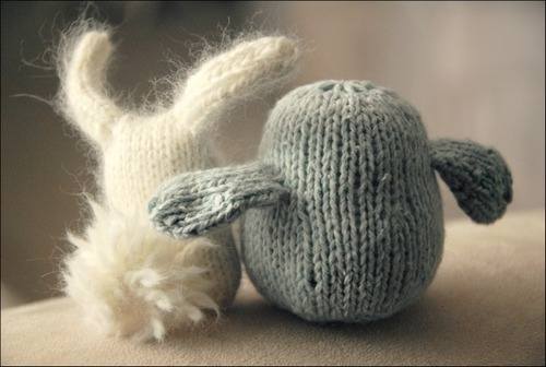 Knitting Patterns For Baby Animals : knitted baby animals Archives - Knitting is Awesome