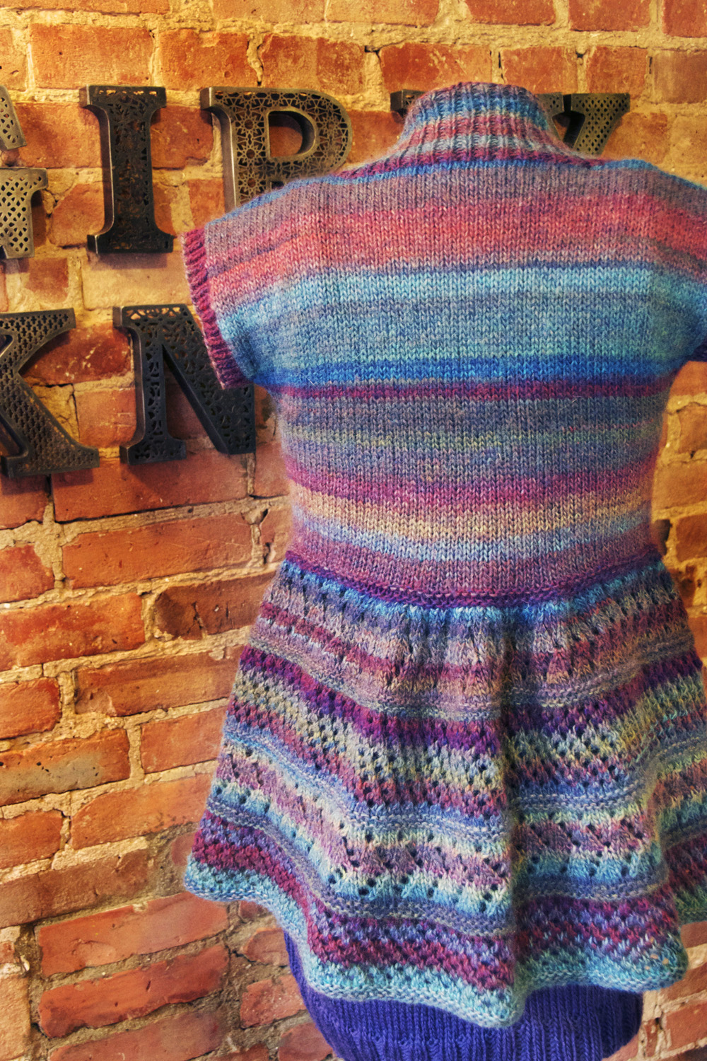 New Girly Knits Pattern \