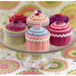 Knitted Cupcakes!