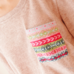 Fair Isle Pocket