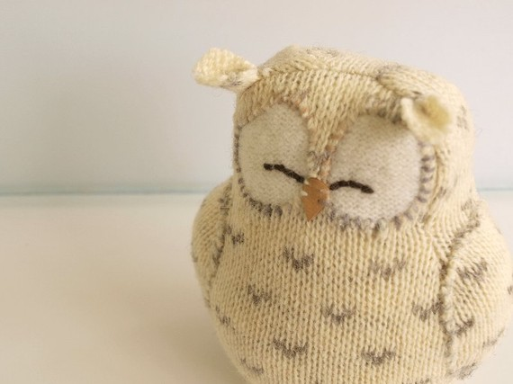 knitted owl Archives - Knitting is Awesome