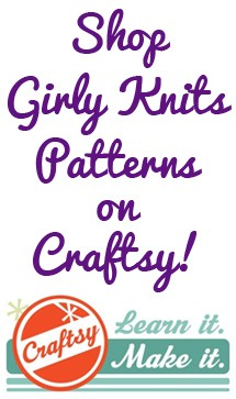 Girly Knits Patterns on Craftsy