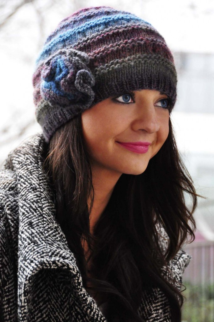 Knitted Hat Patterns For Girls : knitting fashion Archives - Knitting is Awesome