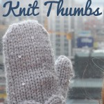 How to Knit Thumbs Video Tutorial