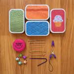 Girly Knits Knitter's Tool Tins