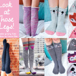 "New Sock Collection ""Look at Those Legs!"""