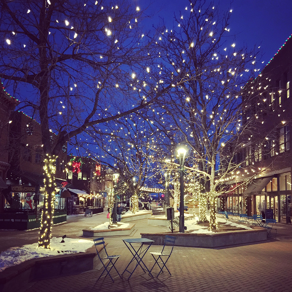 downtown ft collins