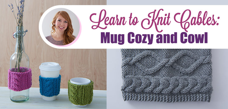 New Course: Learn to Knit Cables!