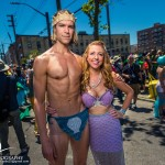 Knitted Mermaid and Merman Costumes!