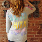 All You Knit is Love Sweater Pattern