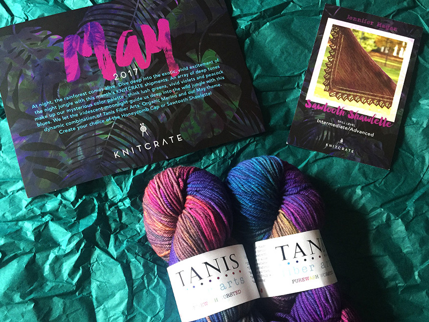 knitcrate box contents may 2017 cropped