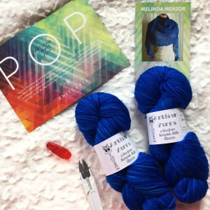 knitcrate aritsan box contents july 2017